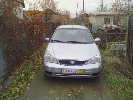 Ford Fiesta 2004 - отзыв владельца