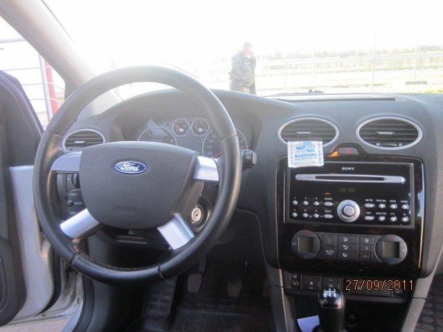 отзывы о кпп ford focus 2 1.8
