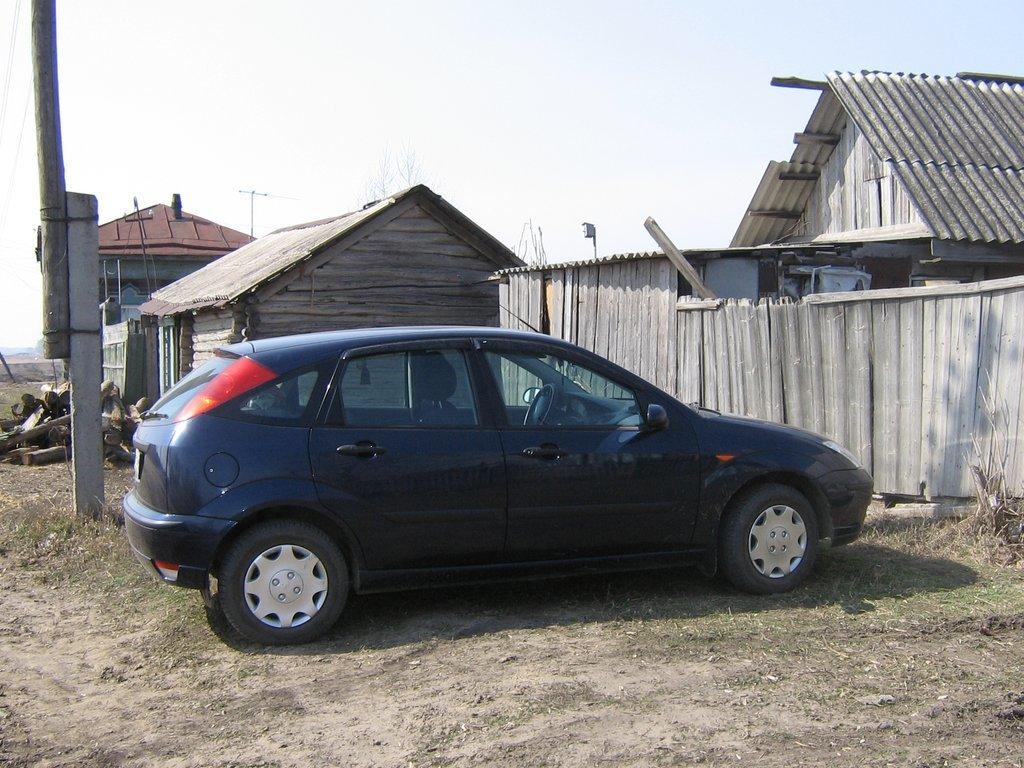 ford focus 2004 г.в.отзывы