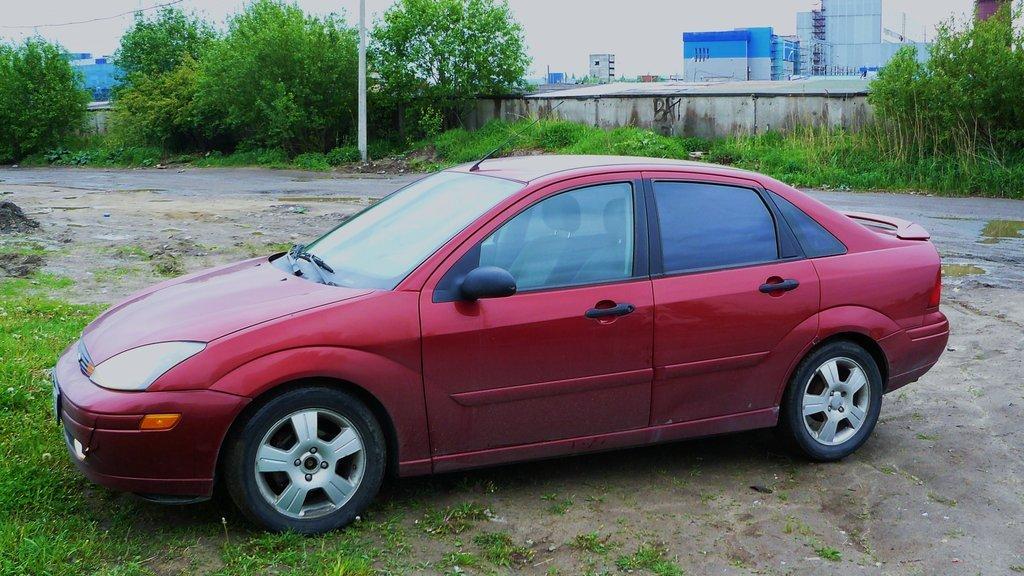 ford focus 1999 2л отзывы владельцев