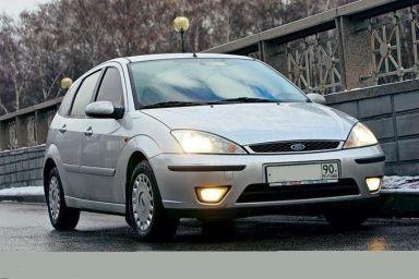 Ford Focus 2002 отзыв автора | Дата публикации 25.07.2009.