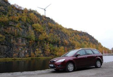 Ford Focus 2008 отзыв автора | Дата публикации 30.11.2010.