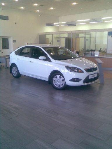 Ford Focus 2010 отзыв автора | Дата публикации 07.03.2011.