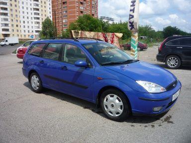 Ford Focus 2002 отзыв автора | Дата публикации 25.07.2012.