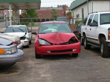 Ford Focus, 2003