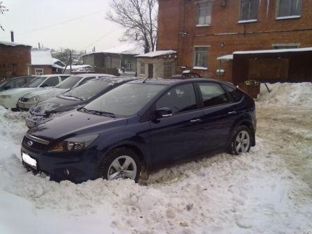 Ford Focus 2010 - отзыв владельца