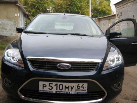 Ford Focus 2009 - отзыв владельца
