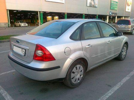Ford Focus 2007 - отзыв владельца