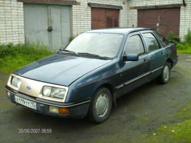 Ford Ford 1986 отзыв автора | Дата публикации 19.03.2008.