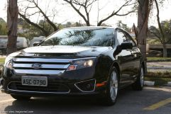 Ford Fusion, 2010