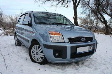 Ford Fusion 2007 отзыв автора | Дата публикации 13.05.2009.