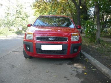 Ford Fusion, 2007