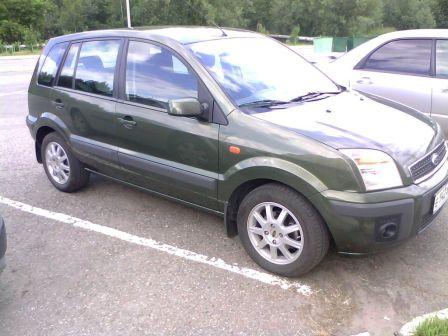 Ford Fusion 2007 - отзыв владельца
