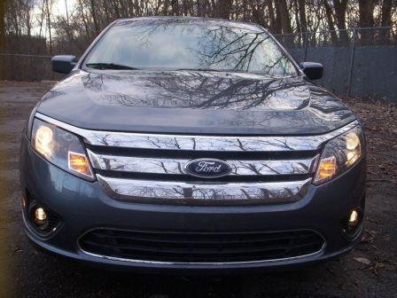Ford Fusion 2011 - отзыв владельца