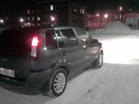 Ford Fusion 2006 - отзыв владельца