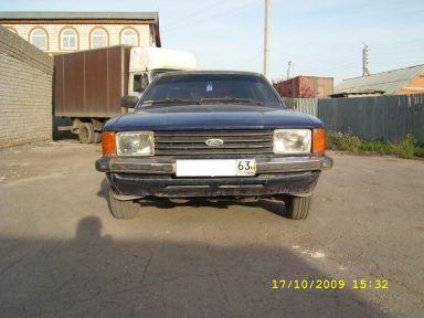 Ford Granada 1979 отзыв автора | Дата публикации 03.04.2012.