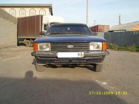 Ford Granada 1979 - отзыв владельца