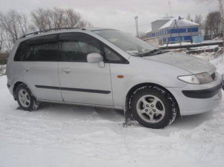 Ford Ixion 2000 - отзыв владельца