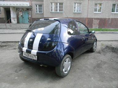 Ford Ka, 2000