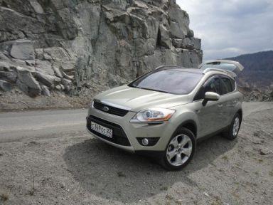 Ford Kuga 2008 отзыв автора | Дата публикации 02.03.2012.