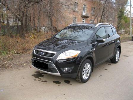 Ford Kuga 2011 - отзыв владельца