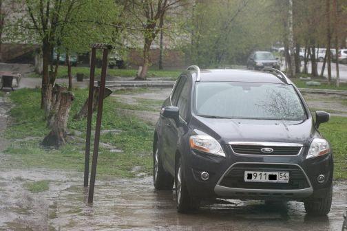 Ford Kuga 2012 - отзыв владельца