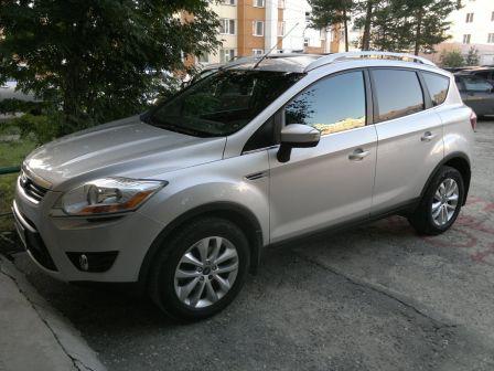 Ford Kuga 2009 - отзыв владельца