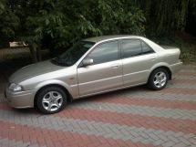 Ford Laser, 2001