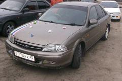 Ford Laser, 2002