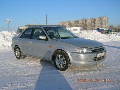 Ford Laser, 2000