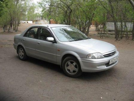 Ford Laser 1998 - отзыв владельца