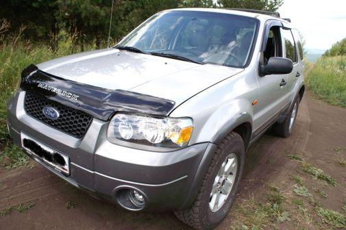 Ford Maverick 2004 - отзыв владельца