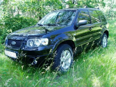 Ford Maverick 2006 - отзыв владельца