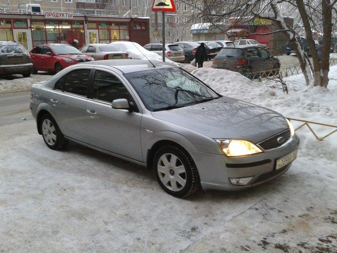 Отзывы автовладельцев форд мондео 2008 1 6