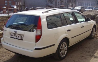 Ford Mondeo, 2003