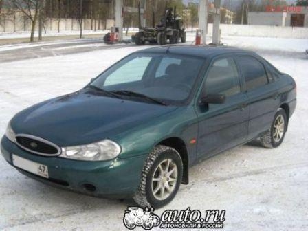 Ford Mondeo 1997 - отзыв владельца