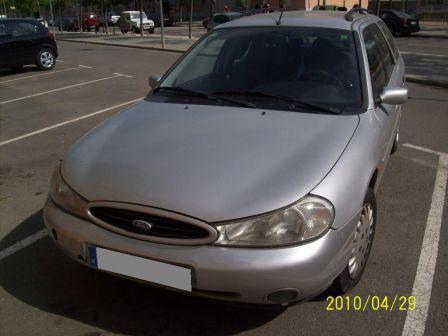 Ford Mondeo 2000 - отзыв владельца