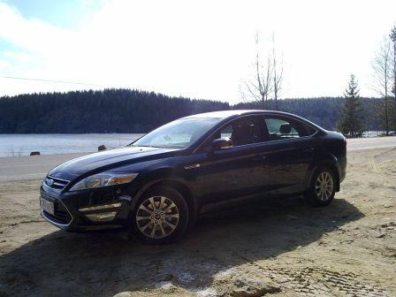 Ford Mondeo 2010 - отзыв владельца