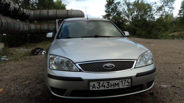 Ford Mondeo 2003 - отзыв владельца
