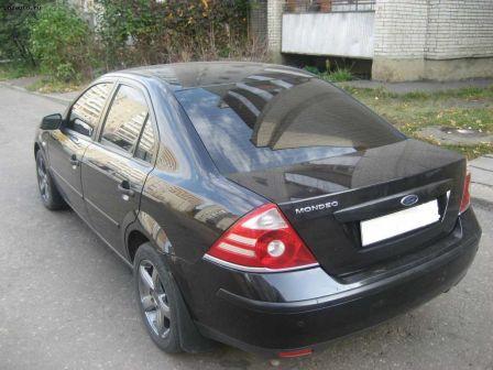 Ford Mondeo 2004 - отзыв владельца