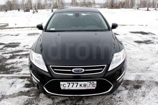 Ford Mondeo 2011 - отзыв владельца