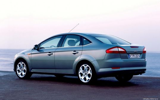 Ford Mondeo 2008 - отзыв владельца