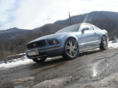 Ford Mustang, 2005