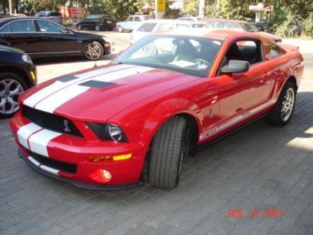 Ford Mustang 2007 - отзыв владельца