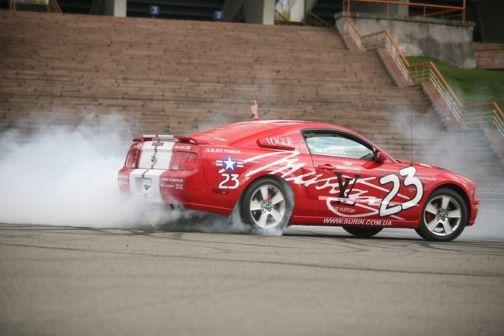 Ford Mustang  - отзыв владельца