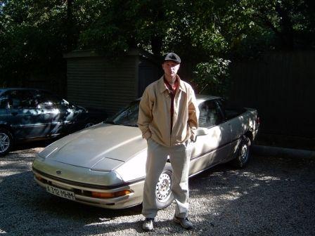 Ford Probe 1993 - отзыв владельца