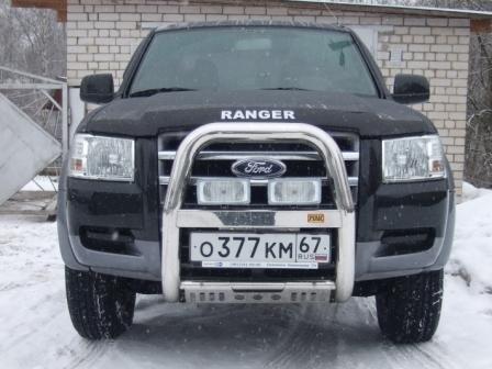 плохо заводится ford ranger