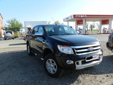 Ford Ranger 2012 отзыв автора | Дата публикации 28.05.2012.
