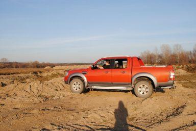 Ford Ranger, 2008