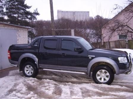 ford ranger 2001 отзывы